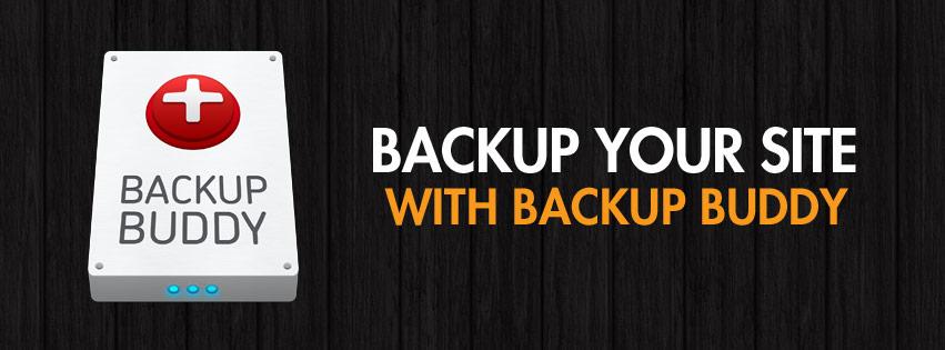 Backup Your Wordpress Website With Backup Buddy