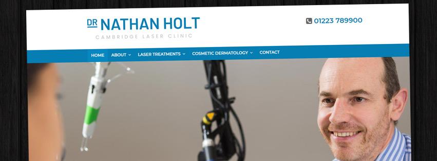 Dr Nathan Holt