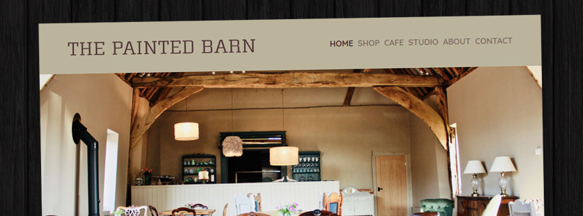 Website: The Painted Barn