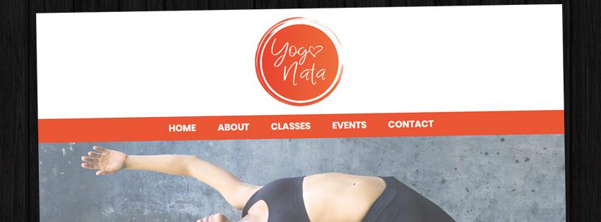 Website: Yoga Nata