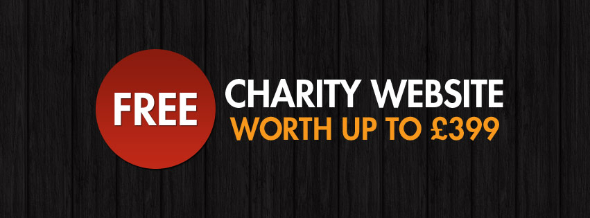 FREE Charity Website